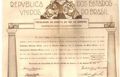Bacharel-Direito